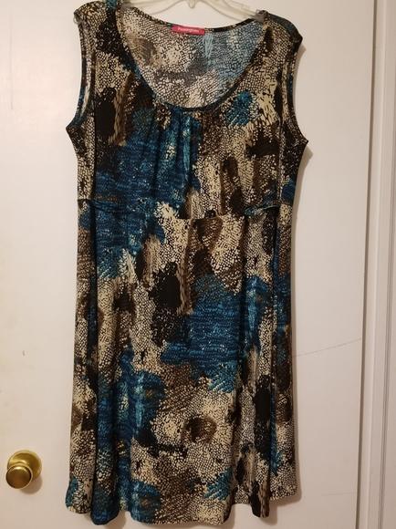 SIZE 1X DRESS